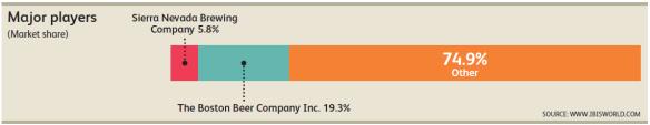 IBIS market share