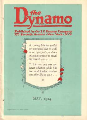 Pages from Dynamo_May_1924