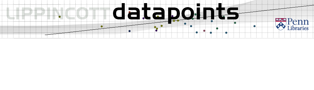 Datapoints: A blog from the Lippincott Library of the Wharton School of Business
