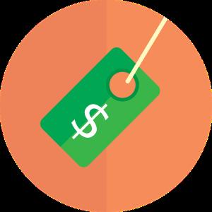 image of price tag